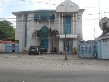 a Building on 3 Floors Formerly Used As a Bank, Awolowo Road, Falomo, Ikoyi, Lagos, Plaza / Complex / Mall for Sale