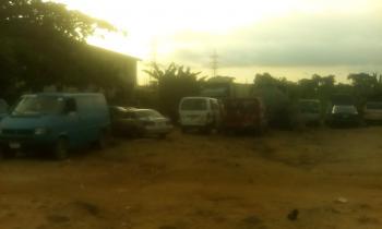 Land Half Plot, Ogunsami Street, Ijeshatedo, Surulere, Lagos, Residential Land for Sale