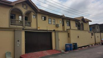 Deluxe 2 Bedroom Flat (downstairs)., Ike Asogwa Estate, Bush Street, Anthony, Maryland, Lagos, Flat for Rent
