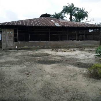 Discontinued Poultry Farm on 9 Plots of Land, Igboechie, Obio-akpor, Rivers, Factory for Sale