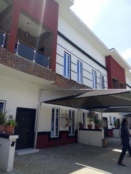 Serviced 24hrs 4 Bedroom Duplex Without Bq, Orchid Road Hotel, Lekki, Lagos, Semi-detached Duplex for Rent