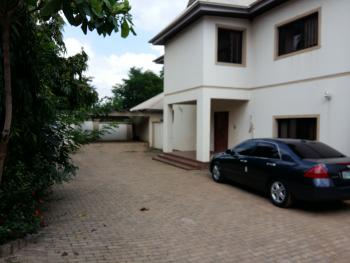 Fully Detached Duplex, Mambolo Street, Zone 2, Wuse, Abuja, Detached Duplex for Sale