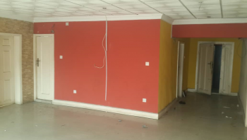 Renovated Four Bedroom Flat for Office Use, Obanikoro, Shomolu, Lagos, Commercial Property for Rent