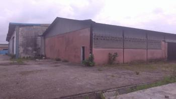 17,000 Square Feet Warehouse with 450 Square Meters Office Space, Off Surulere Avenue, Oba Akran, Ikeja, Lagos, Warehouse for Rent