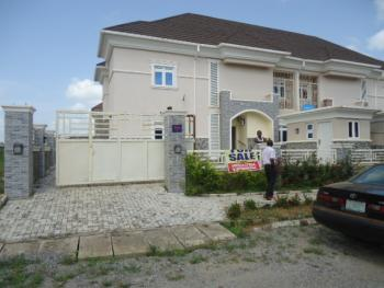 4 Bedroom Semi Detach Duplex with Bq, Behind Sunnyvale / Suncity Estate, Galadimawa, Abuja, Semi-detached Duplex for Sale