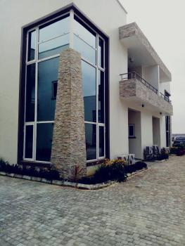 a 4 Bedroom Water Front Semi Detached Duplex with 2 Sitting Rooms, Cctv, Fully Fitted Kitchen, Swimming Pool, Gym, Jetty Club House, Osborne, Ikoyi, Lagos, Semi-detached Bungalow for Rent
