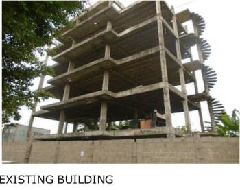 Uncompleted 6 Storey Building  with Elevator for Office Complex, Old Ikoyi, Ikoyi, Lagos, Plaza / Complex / Mall for Sale