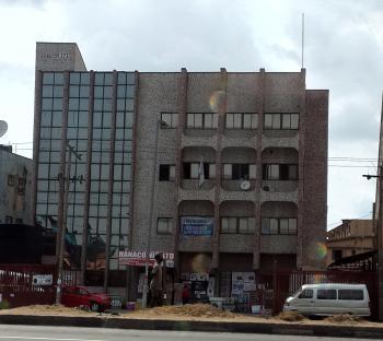 3rd Floor 100sqm Office Space, Hanaco Plaza, No. 113, Ikorodu Road, Fadeyi, Shomolu, Lagos, Office Space for Rent