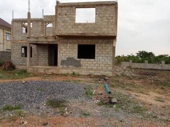 Carcass 4 Bedroom Duplex with an Attached Boys Quarters (negotiable), Around Living Faith Church, Lugbe District, Abuja, Detached Duplex for Sale