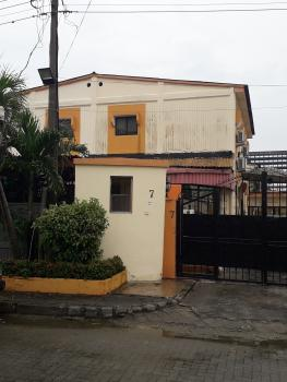 Four Bedroom Semi Detached House with Two Rooms Bq, Off Ibeju Lekki Street, Dolphin Estate, Ikoyi, Lagos, Semi-detached Duplex for Sale