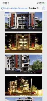 Luxury 3 Bedrooms Maisonette with Bq, Turnbull Road, Old Ikoyi, Ikoyi, Lagos, Terraced Duplex for Sale