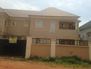4 Bedroom Duplex, Close to Setraco Gate, Gwarinpa Estate, Gwarinpa, Abuja, Detached Duplex for Rent