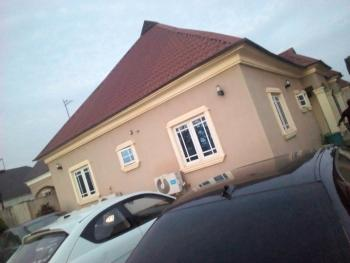 2 Bedroom Bungalow, Newsite Estate, Federal Housing, Lugbe District, Abuja, Detached Bungalow for Rent