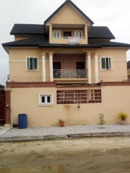 Brand New Two Bedroom Flat, Goodwin Street, Ikota Villa Estate, Lekki, Lagos, Flat for Rent
