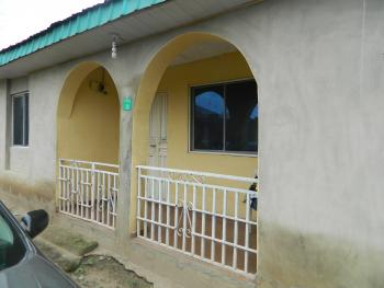 Two Bedroom Bungalow and One Bedroom Apartment Attached, 58 Kojo Street, Olodo Garage Junction. Kumopayi Area, Olodo, Ibadan, Oyo, Semi-detached Bungalow for Sale
