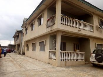 Building of Four Number of Three Bedroom with C of O, Egbeda, Alimosho, Lagos, Block of Flats for Sale