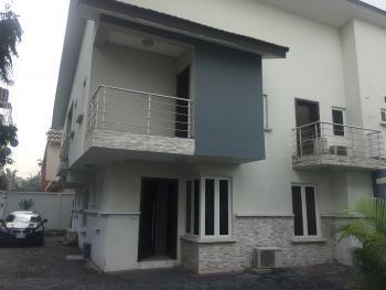 Luxury 4 Bedroom Semi Detached House with 1 Room Bq, Admiralty Road, Lekki Phase 1, Lekki, Lagos, Semi-detached Duplex for Rent