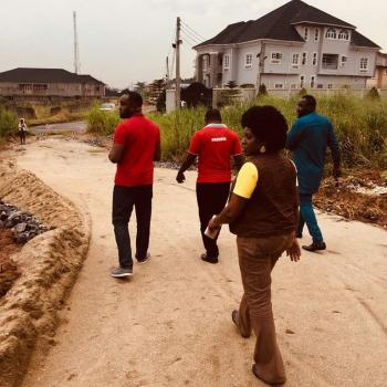 Plots of Land, Bridgeville Estate, Phase 2, Gra, Magodo, Lagos, Residential Land for Sale