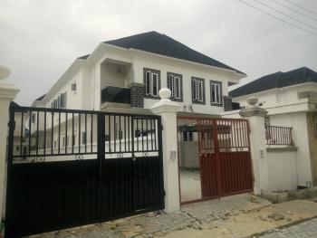 Brand New 4 Bedroom Detached Duplex, By Chevron Drive, Lekki Expressway, Lekki, Lagos, Semi-detached Duplex for Sale