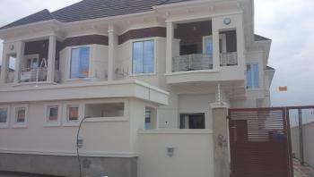 Well Finished 4 Bedroom Semi-detached Duplex, Along Chevron Drive, Chevron Alternative Route, Chevy View Estate, Lekki, Lagos, Semi-detached Duplex for Sale
