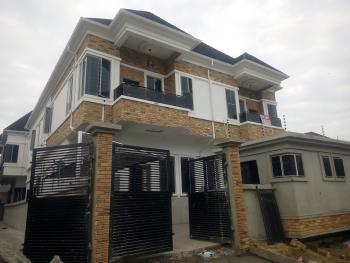 Brand New 4 Bedroom Detached Duplex, Before Chevron, Agungi, Lekki, Lagos, Semi-detached Duplex for Sale