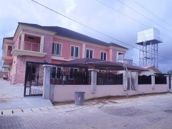 Executive 5 Bedroom Semi Detached Duplex, Fountain Springville Estate, Sangotedo, Ajah, Lagos, Semi-detached Duplex for Sale