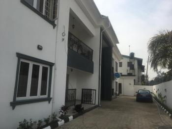 Lovely and Spacious 4 Nos 3 Bedroom Flats with Boys Quarters, Adeniyi Jones, Ikeja, Lagos, Flat for Rent