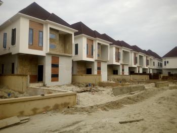 Brand New 4 Bedroom Detached Duplex, By Chevron, Lekki Expressway, Lekki, Lagos, Detached Duplex for Sale