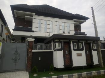 Brand New 4 Bedroom Detached Duplex, By Chevron, Lekki Expressway, Lekki, Lagos, Semi-detached Duplex for Rent