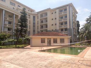 Lovely and Well Maintained 3 Bedroom Luxury Serviced Apartment with a Room Bq, Fitted Kitchen, Swimming Pool, Etc., Off Orsborne Road, Old Ikoyi, Ikoyi, Lagos, Flat for Rent