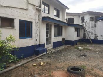 4 Bedroom Duplex with Warehouse and 3 Bedroom Bq on 1000sqm, Adeniyi Jones, Ikeja, Lagos, House for Sale