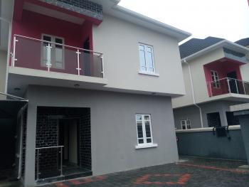 New and Well Finished 3 Bedroom Detached Duplex with a Room Bq, Unity Homes, Thomas Estate, Ajah, Lagos, Detached Duplex for Sale