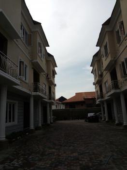 4 Bedroom Terrace, Osapa, Lekki, Lagos, House for Rent