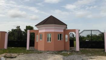 Fenced and Secure, It Is on The Tarred Road Close to Dangote Resort, Ibeju Lekki, Lagos, Residential Land for Sale