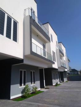 5 Bedroom Terrace Duplex (newly Built), Oral Estate, 2nd Toll Gate, Lekki Expressway, Lekki, Lagos, Terraced Duplex for Sale