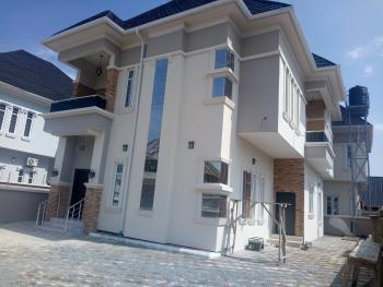 New and Well Finished 4 Bedroom Detached Duplex with a Room Bq, Victory Estate, Thomas Estate, Ajah, Lagos, Detached Duplex for Sale