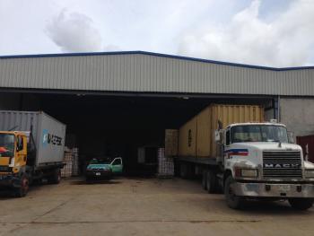 Modern Warehouse Capacity of 3800 Square Metre, Close to Coscharis, Kirikiri, Apapa, Lagos, Warehouse for Rent