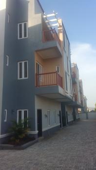 Luxury 3 Bedroom Terrace Duplex, Garki, Abuja, Terraced Duplex for Rent