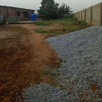 a Full Plot of Land in a Well Secured Estate, Diamond Estate, Off Command Road, Ipaja, Lagos, Residential Land for Sale
