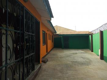 Two Bedroom Flat with a Room and Parlor Self Fenced, Samland Bus Stop, Mowe Ofada, Ogun, Detached Bungalow for Sale