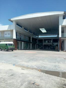 40 Sqm Serviced Show Room, By Jakande, Off Shoprite, Osapa Road, Osapa, Lekki, Lagos, Plaza / Complex / Mall for Rent