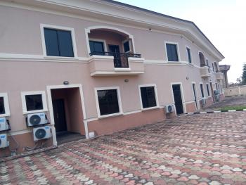 Newly Renovated 4 Units of 5 Bedroom Serviced Terrace Duplex with a Room Bq, Fitted Kitchen, Etc., Orsborne 1, Osborne, Ikoyi, Lagos, Terraced Duplex for Rent