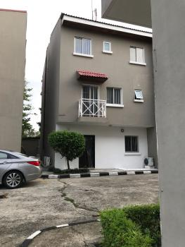 Serviced 3 Bedroom Terrace House, Mcpherson Road, Old Ikoyi, Ikoyi, Lagos, Terraced Duplex for Sale