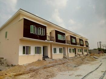 3 Bedroom Terrace Luxury Apartments, Monastery Road, Sangotedo, Ajah, Lagos, Terraced Duplex for Sale