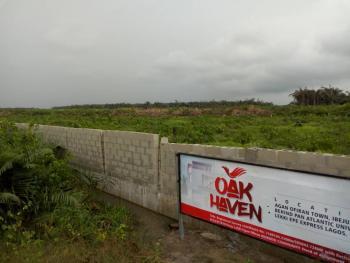 a Plot of Land, Behind Pan African University, Off Lekki Epe Express Way, Eleko, Ibeju Lekki, Lagos, Land for Sale