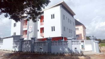 Clean and Fully Serviced Two Bedroom Flat, Close to Living Faith Church, Katampe (main), Katampe, Abuja, Flat for Rent