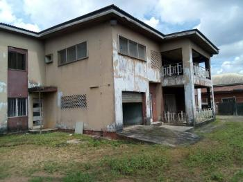 Commercial 3 Detached Storey Buildings, Uselu Lagos Rd By S&t, Uselu, Egor, Edo, Commercial Property for Sale