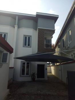 Spacious 4 Bedroom Semi-detached Duplex in a Serviced Mini Estate, Van Daniels, Off Orchid Hotel Road, Lekki, Lekki Expressway, Lekki, Lagos, Semi-detached Duplex for Sale