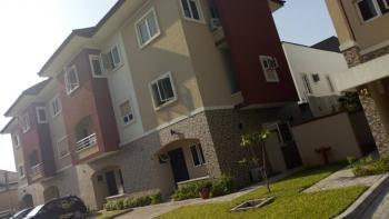 3 Bedroom Flat with a Room Bq, Osapa, Lekki, Lagos, Mini Flat for Rent