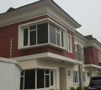 4 Bedroom Semi Detached Serviced Apartment, Osborne, Ikoyi, Lagos, Semi-detached Duplex for Rent